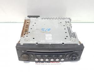Radio cd, Peugeot 307 SW [Fabr 2002-2008] 96627393 (id:408277)