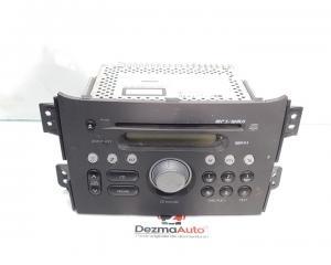 Radio cd cu mp3, Opel Agila (B) (H08) [Fabr 2008-2014] 39101-51K00 (id:409594)