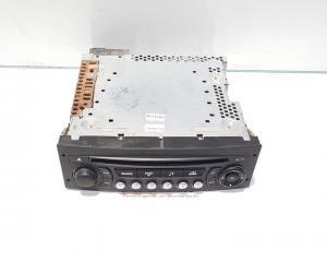 Radio cd, Peugeot 207 (WA) [Fabr 2006-2012] 96639793XT (id:409321)