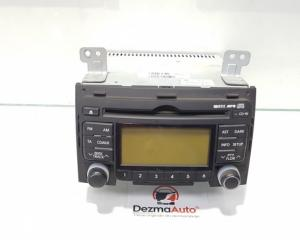 Radio cd cu MP3 96160-2L200 Hyundai i30 (GD) [Fabr 2012-2017] (id:412607)