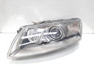 Far stanga cu bixenon, Audi A6 (4F2, C6) [Fabr 2004-2010] 4F0941029BB (id:381410)