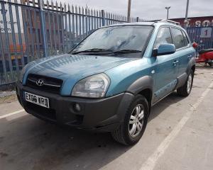 Dezmembrez Hyundai Tucson (JM) [Fabr 2004-2010] 2.0 CRDI D4EA