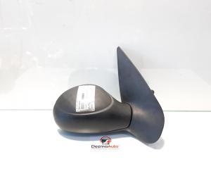 Oglinda manuala dreapta fata, Peugeot 206 Sedan [Fabr 2006-2012]