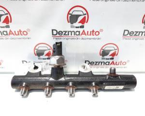 Rampa injectoare cu senzor, Nissan Qashqai (2) [Fabr 2013-prezent] 1.5 dci, K9K646, 8201225030, 17521065R (id:427315)