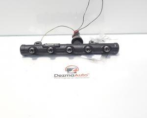 Rampa injectoare cu senzor, Lancia Phedra (179) [Fabr 2006-2010] 2.0D, RHR, 9654726280