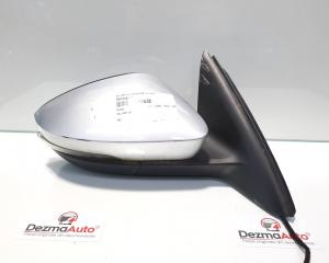 Oglinda electrica dreapta cu semnalizare, Skoda Octavia 3 Combi (5E5) [Fabr 2012-prezent] (id:431032)