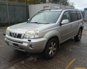 Dezmembrez Nissan X-Trail (T30) [Fabr 2001-2007] 2.2 diesel