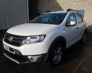 Dezmembrez Dacia Sandero 2 [Fabr 2012-prezent] 0.9 benzina