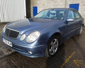 Dezmembrez Mercedes Clasa E (W211) [Fabr 2002-2009] 2.7 diesel