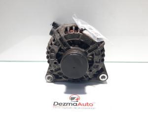 Alternator, Peugeot 307 [Fabr 2000-2008] 1.6 hdi, 9HZ, 9646321880 (id:441262)