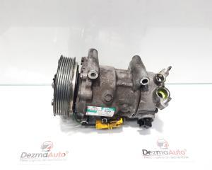 Compresor clima, Peugeot 307 [Fabr 2000-2008] 1.6 hdi, 9HX, 9651910980 (id:440724)