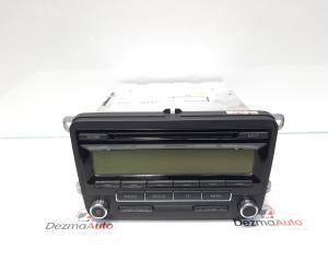 Radio CD, Vw Passat Variant (3C5) [Fabr 2005-2010] 1K0035186AA (id:442693)