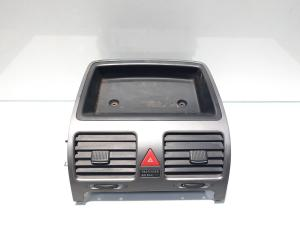 Grila aer bord centrala cu sertar, Vw Golf 5 (1K1) [Fabr 2004-2008] (id:442655)
