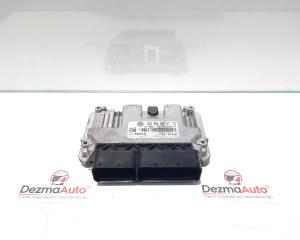 Calculator motor, Vw Golf 5 (1K1) [Fabr 2004-2008] 1.4 tsi, CAX, 03C906022AT (id:442656)