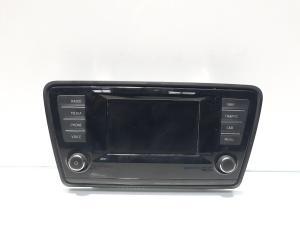 Display navigatie, Skoda Octavia 3 Combi (5E5) [Fabr 2012-prezent] 5E0919605D (id:442587)