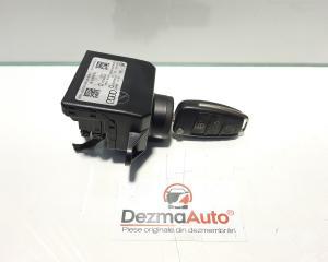 Contact cu cheie, Audi A6 (4F2, C6) [Fabr 2004-2010] 4F0910132D (id:443326)