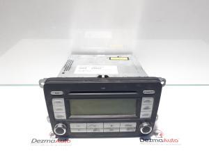 Radio cd cu mp3, Volkswagen Golf 5 (1K1) [Fabr 2004-2008] 1K0035186AF (id:442657)