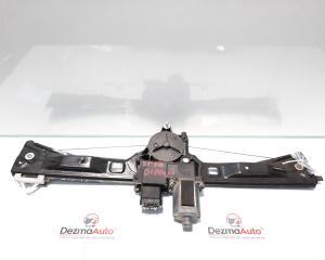 Macara cu motoras stanga fata, Peugeot Bipper (AA) [Fabr 2008-2014] (id:442544)