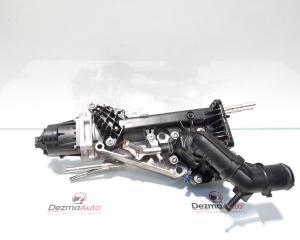 Egr cu corp termostat, Fiat Tipo (356) [Fabr 2014-prezent] 1.6 D, 55260384 (id:443035)