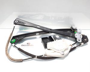 Macara cu motoras dreapta fata, Vw Golf 5 (1K1) [Fabr 2004-2008] 1K4837402G (id:442537)