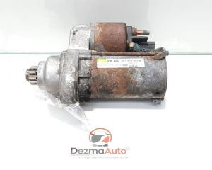 Electromotor 5 vit, Skoda Fabia 2 1.2 benz, BBM, 02T911023S (id:412948)