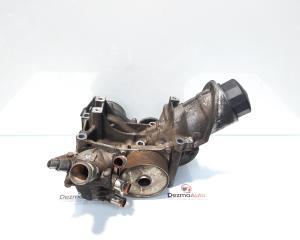 Suport accesori cu carcasa filtru ulei, Honda Accord VII, 2.2 i-CTDi, N22A1 (id:438700)