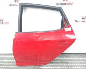 Usa stanga spate, Seat Ibiza 5 (6J5) (id:450620)