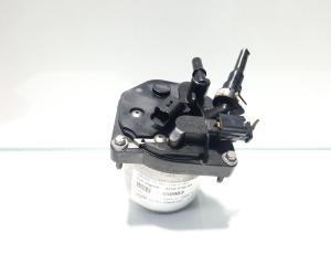 Carcasa filtru combustibil, Ford Fiesta 6, 1.5 TDCI, UGJC, cod AV6Q-9155-AA (id:450903)