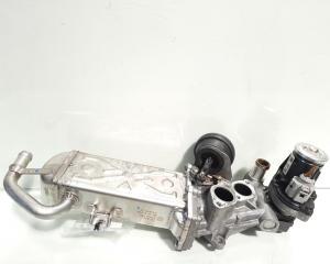 EGR cu racitor gaze, VW Golf 6 (5K1), 2.0 TDI, CFF, cod 03L131512DQ, 0280751016 (id:425818)
