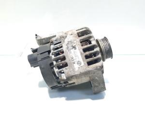 Alternator 70A, Fiat Panda (169), 1.6 benz, NFU, cod 46843093 (id:451803)