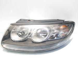 Far stanga cu lupa, Hyundai Santa Fe 2 (CM), 2.2 crdi, D4EB, cod 92101-2BXXX (id:453034)