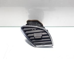 Grila aer bord dreapta, Audi A4 (8K), cod 8T1820902C (id:453230)