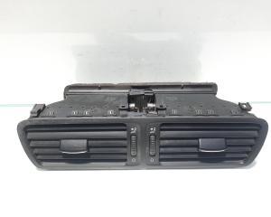 Grila aer bord centrala, Audi A4 Avant (8K5, B8) cod 8T1820951C (id:453223)