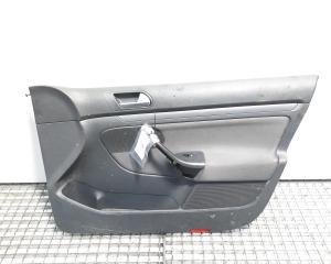Tapiterie usa dreapta fata neagra, Vw Golf 5 Variant (1K5) (id:453322)