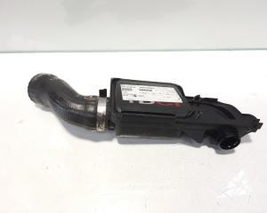 Tub intercooler, cod 9650712480E, Ford Fiesta 5, 1.4 tdci, F6JA (id:394256)