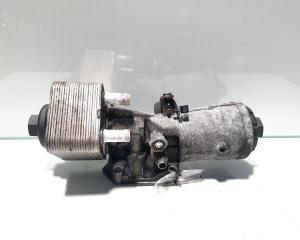 Carcasa filtru ulei cu racitor, cod 045115389J, Vw Passat (3C2) 2.0 TDI, BMR (id:458489)