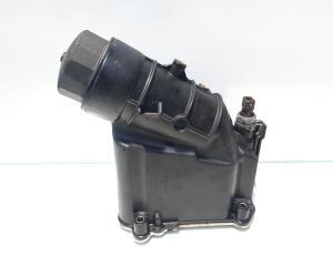 Carcasa filtru ulei cu racitor cod 7807799, Bmw 3 (F30) 2.0 d, N47D20B (id:459373)