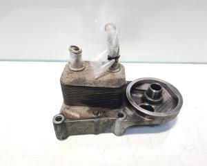Carcasa filtru ulei cu racitor ulei, Ford Focus 1, 1.8 TDDI, C9DB (id:459201)