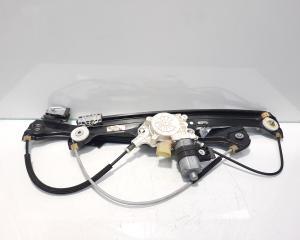 Macara cu motoras dreapta fata, cod 7184742S, Bmw 5 (E60) (id:459123)