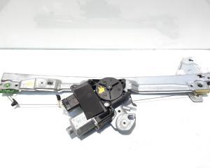 Macara cu motoras stanga fata, Peugeot 308 (id:460912)