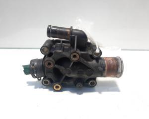 Corp termostat, cod 9647265980, Peugeot 307 SW, 1.6 benzina, NFU (id:460717)