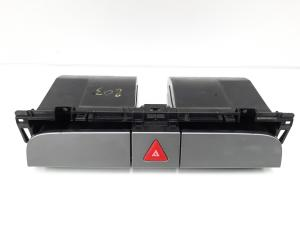 Sertar bord cu buton avarii, cod 3C0858407, Vw Passat (3C2) 2.0 tdi, BKP (id:461483)