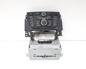 Radio CD cu butoane comenzi, cod 22805138, 13360093, Opel Astra J (id:461431)