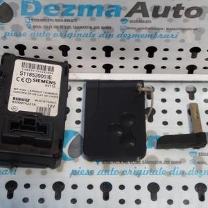 Contact cu cartela, 8200074331A, Renault Megane 2 Cabriolet, (id:180712)