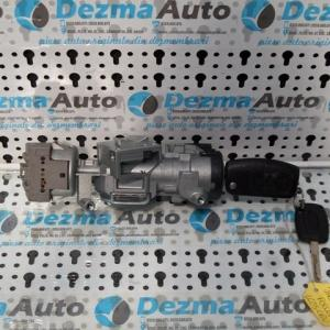 Contact si cheie 3M51-3F880-AC, Ford Focus 2 combi, 2.0tdci, (id:180552)