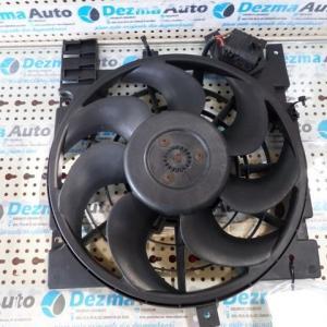 Electroventilator clima Opel Zafira B (A05), 1.9 cdti, GM13147279