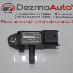 Senzor presiune gaze, GM55198717, Opel Astra H, 1.7cdti (id:285581)