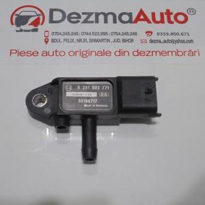 Senzor presiune gaze, GM55198717, Opel Astra H, 1.7cdti (id:285580)