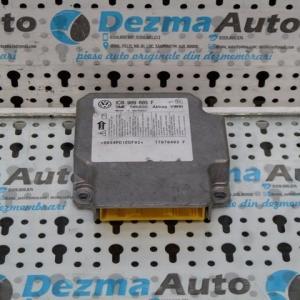Calculator airbag, 1C0909605F, Skoda Superb (3U4) 2.5tdi (id:185419)