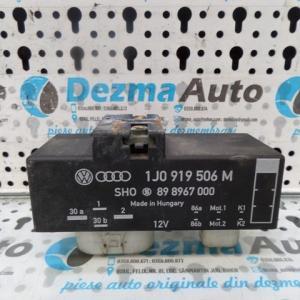Releu electroventilator, 1J0919506M, Skoda Roomster (5J) 1.4tdi (id.188543)